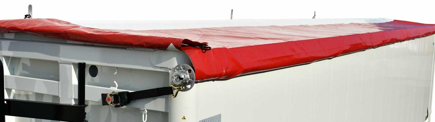 Quality sheeting to protect your trailer