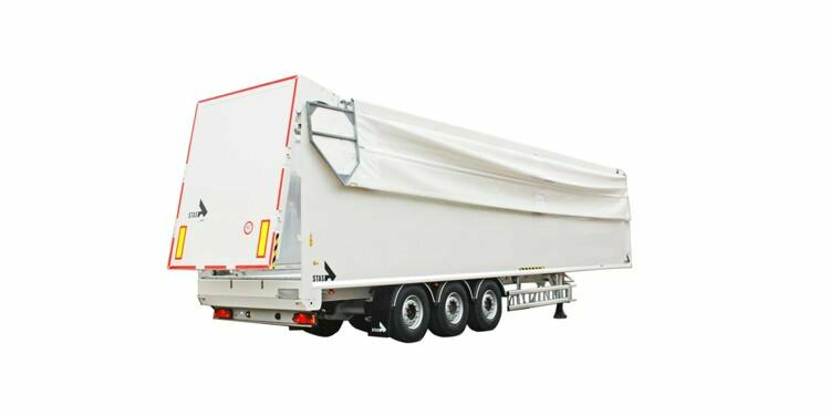 How does a walking floor trailer work?