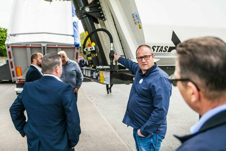STAS International dealerday 2019: het was een plezier