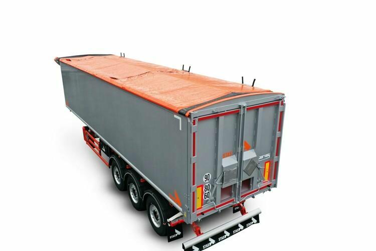Kwalitatieve baches die je trailer beschermen