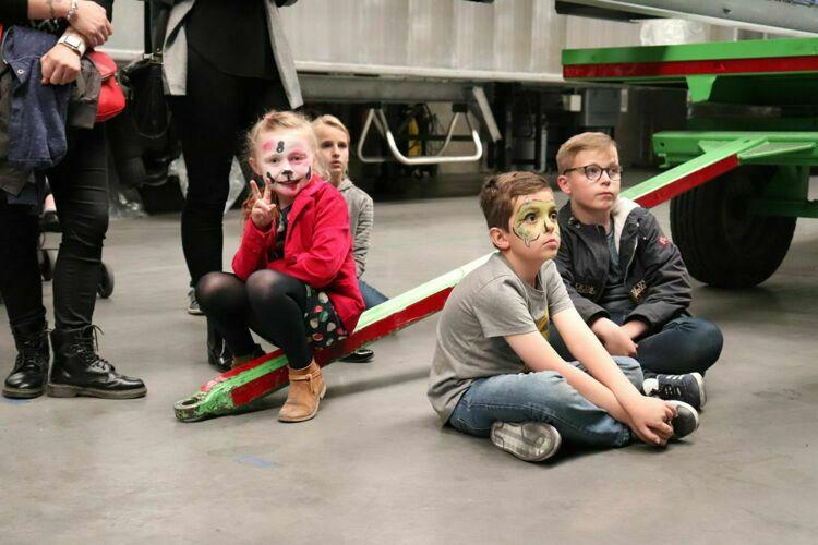 Family day at STAS Factory Tournai