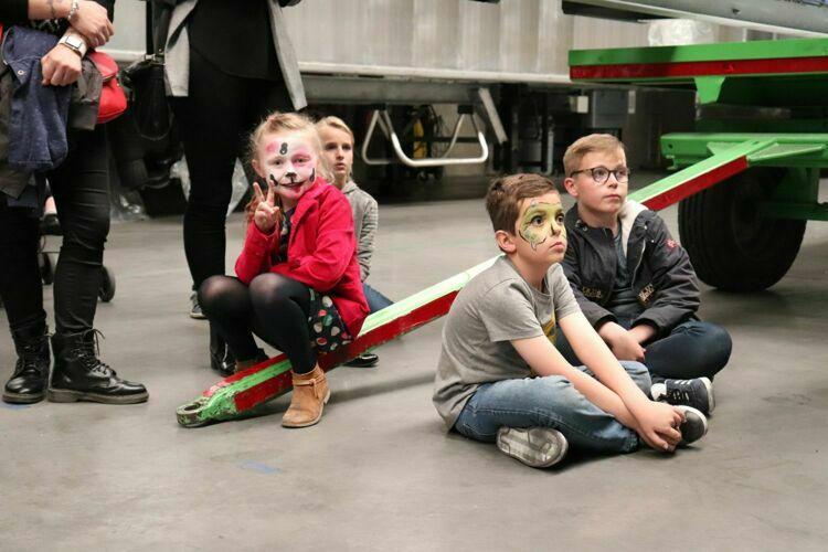 Journée familiale à STAS Factory Tournai