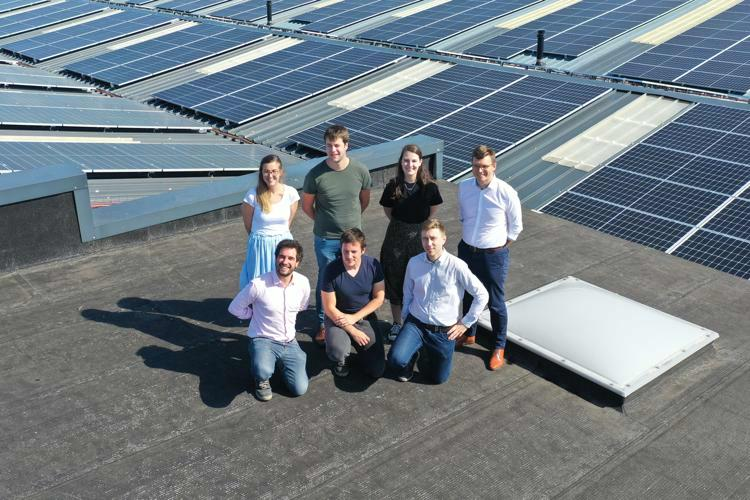 Treffen Sie das Team Nachhaltigkeit