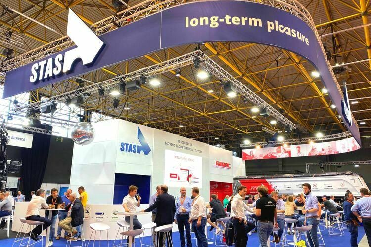 STAS wins 'Matexpo employer of the year' award