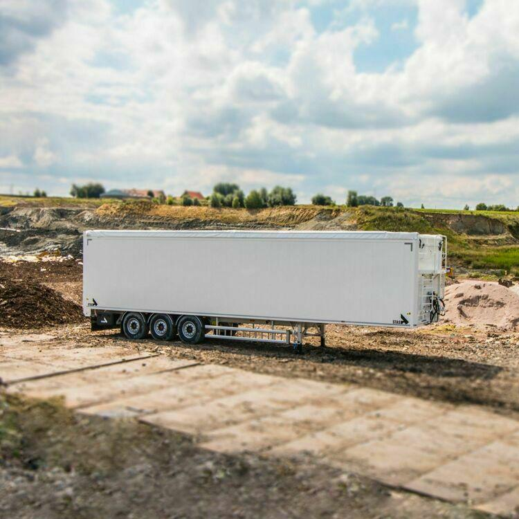 How to check and solve a technical breakdown on a walking floor trailer