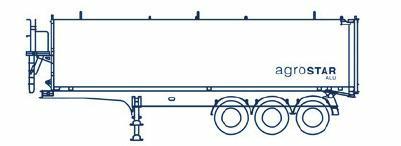 parete anteriore diritta, portellone posteriore diritto-telaio V