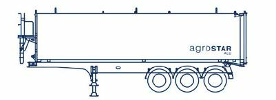 straight front bulkhead, straight rear door, V chassis