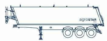 schuin voorberd, schuine achterdeur, V-chassis
