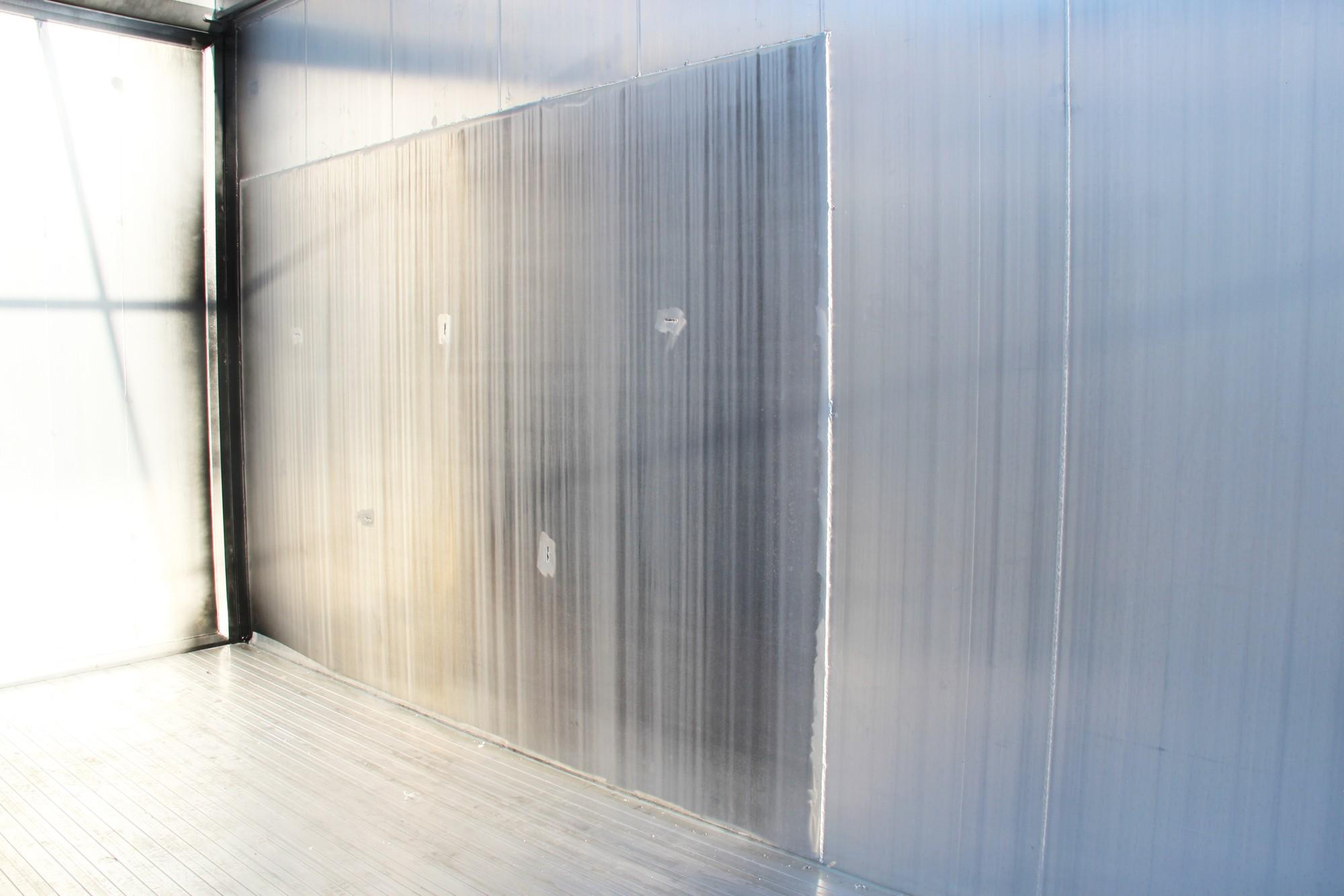 aluminium wear plate for walking floor trailer