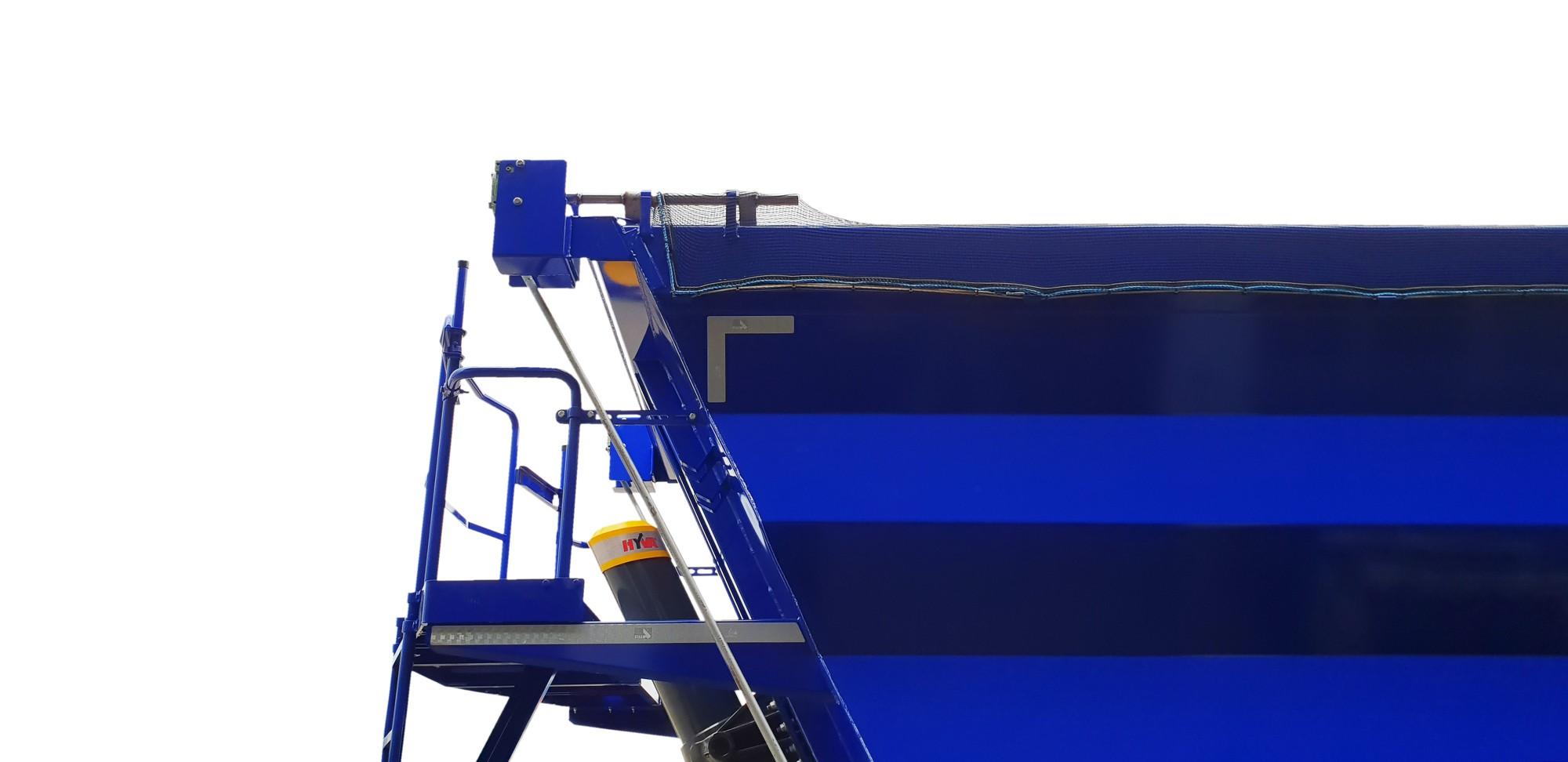 manuelles zweiteiliges Dachnetz