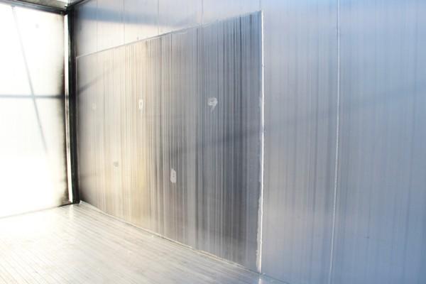 aluminium slijtplaat voor zelflosser