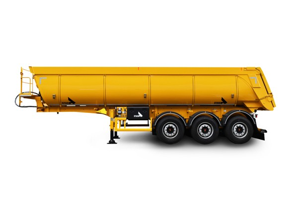 insulated side walls for the U-Rockstar tipper